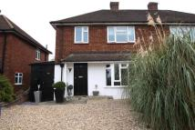 semi detached house for sale in Thaxted Road...
