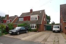 3 bedroom semi detached property for sale in Granta Road, Sawston...