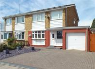 3 bed semi detached home in Weaverham Road, Norton...