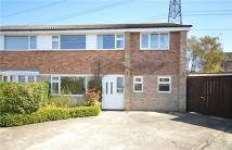 semi detached house to rent in Debruse Avenue, Yarm...