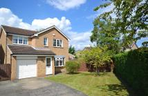 4 bedroom Detached property in Tindale Close, Yarm...