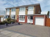 3 bedroom semi detached home to rent in Weaverham Road, Norton...