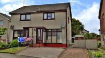 2 bed semi detached home for sale in Prunier Drive, Peterhead...