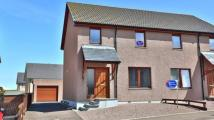 semi detached home in Fair Isle Crescent...