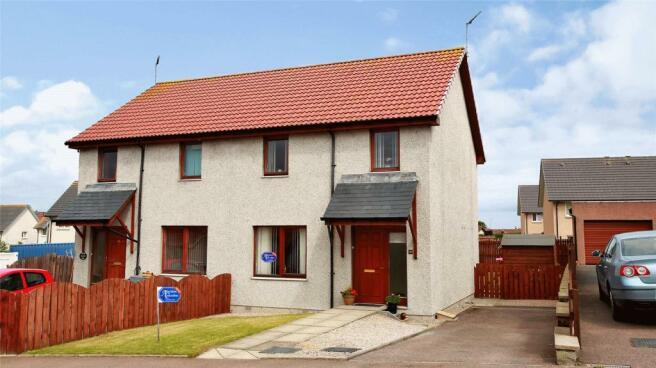 3 bedroom property for sale in Fair Isle Crescent, Peterhead ...