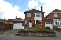 3 bed Detached house to rent in Senneleys Park Road...