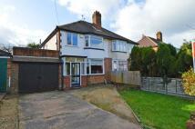 3 bedroom semi detached property in Whetty Lane, Rednal...