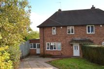property to rent in Verbena Road, Bournville Village Trust, Northfield