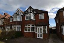3 bed semi detached house to rent in Wake Green Road, MOSELEY...