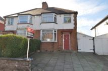 property to rent in Lockwood Road, Northfield, Birmingham