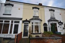 2 bed Terraced home in Drayton Road, Bearwood...
