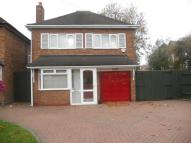 3 bed Detached home in Bristol Road South...