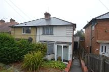 semi detached property to rent in Cheverton Road...