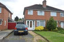 3 bed semi detached house in Old Barn Road...