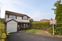 property to rent in Fairways Drive, Blackwell, Bromsgrove