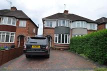 Great Stone Road semi detached property to rent