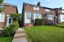 2 bed semi detached home in Wolverton Road, Rednal...