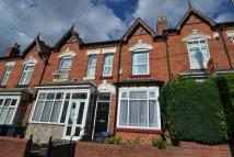 2 bed Terraced property to rent in Shenstone Road...