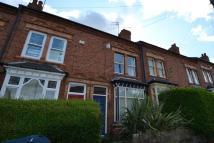 3 bedroom Terraced house to rent in Hartledon Road, Harborne...