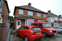 semi detached home to rent in Thurlestone Road...