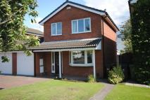 Detached home to rent in Toothill Close, Wigan