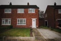 3 bedroom semi detached house to rent in Hall Road, Haydock...