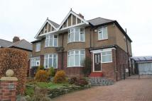 semi detached property to rent in Throckley
