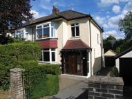 3 bed semi detached property in Bell Barn Road...
