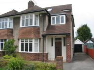 semi detached property in Reedley Road...