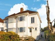 semi detached house in Reedley Road...