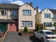 4 bed semi detached home for sale in Abbeywood Drive...