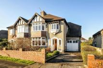 5 bed semi detached home in Cote Park...