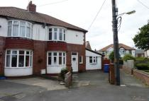 semi detached property for sale in Astley Gardens...