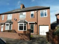 semi detached property for sale in Kielder Road...