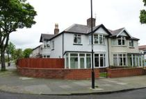 semi detached property in Hillcrest, Whitley Bay