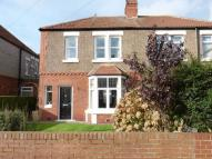 semi detached property in Sinclair Gardens...