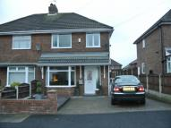 3 bedroom semi detached home to rent in Palmerston Road, Denton...