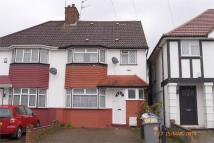 4 bedroom semi detached property in Grand Avenue, Wembley...