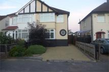 3 bedroom semi detached home to rent in Waverley Close, Hayes...