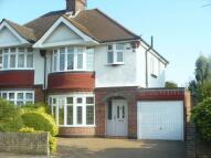 semi detached property in Whitehill Avenue, Luton