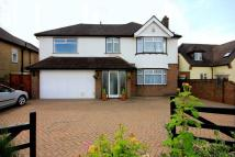 Detached home in Chaul End Road...