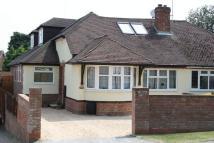 Semi-Detached Bungalow for sale in Cavendish Road, Markyate