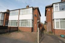 2 bed semi detached property for sale in THE CRESCENT, CHADDESDEN