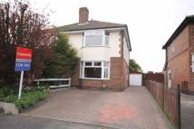 3 bed semi detached property in WINDSOR DRIVE, SPONDON