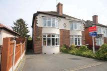 2 bedroom semi detached house in CURZON ROAD, CHADDESDEN