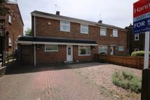 3 bed semi detached home for sale in COPES WAY, CHADDESDEN