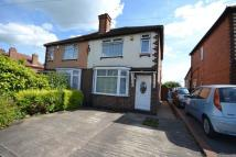 2 bed semi detached home for sale in FIELD LANE, CHADDESDEN