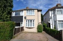 3 bed semi detached home in MEADOW LANE, CHADDESDEN