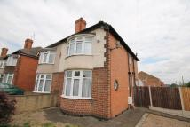 2 bedroom semi detached home for sale in FIELD LANE, CHADDESDEN