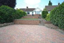 Semi-Detached Bungalow for sale in CHADDESDEN LANE...